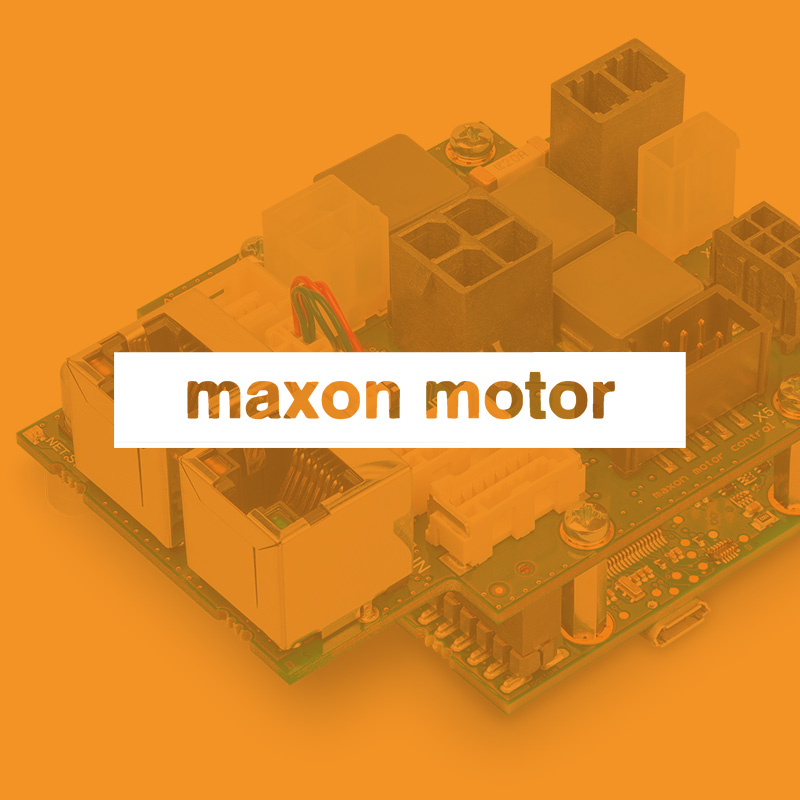 maxonmotor - Requirement management and system selection