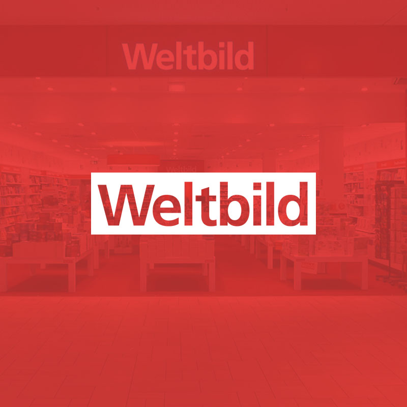 weltbild - Manufacturer-independent selection of a PIM solution with a focus on supporting catalogue and advertising material production. Subsequent assistance with the launch in the areas of design and project management.